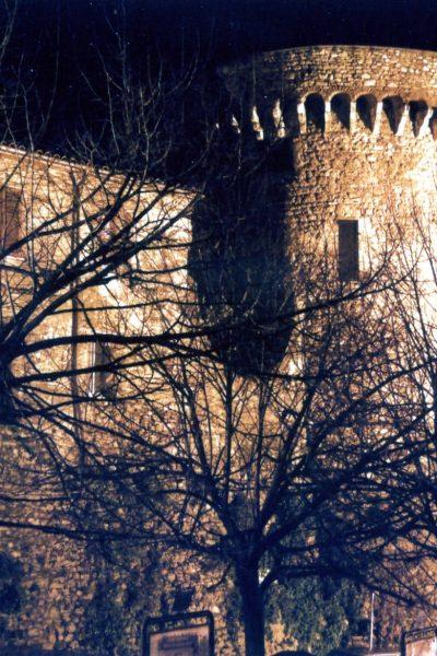 castello notte